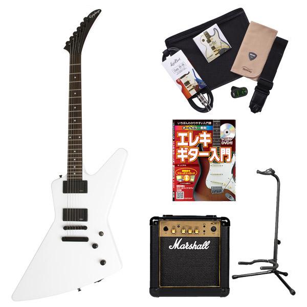 Epiphone 1984 Explorer EX EMG AW ギター 初心者 セット エクスプローラーマーシャルアンプ 入門セット 【エピフォン】【オンラインストア限定】