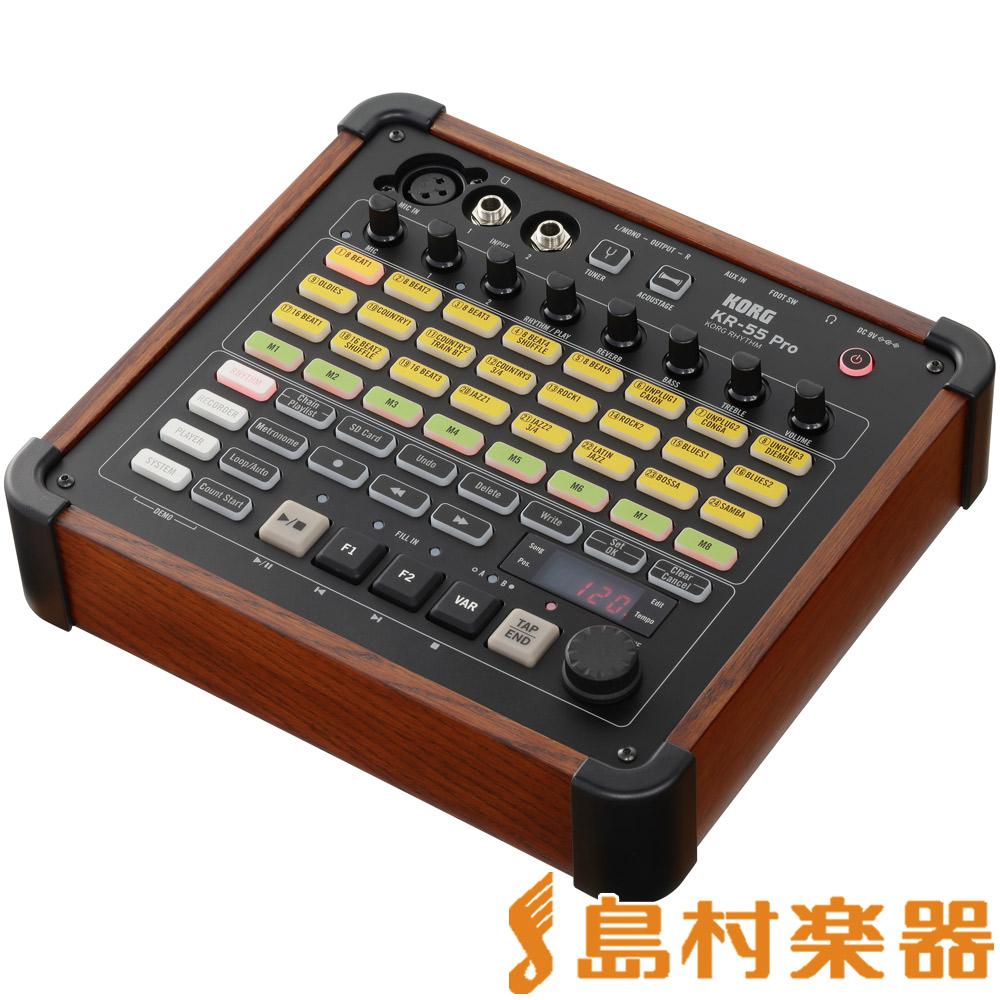 KORG KR-55PRO リズムマシン 【コルグ KR55PRO】