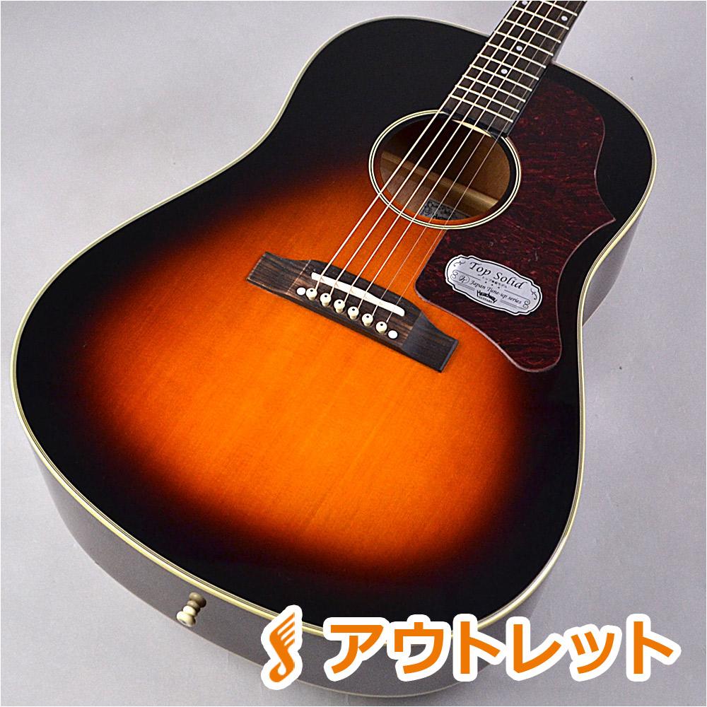 Headway HJ-560S SB アコースティックギター 【ヘッドウェイ JTシリーズ】【りんくうプレミアムアウトレット店】【アウトレット】