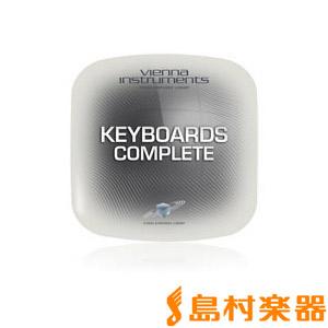 VIENNA KEYBOARDS COMPLETE / SHOP キーボードコンプリート 【ダウンロード版】 【ビエナ VIDL31S】【国内正規品】