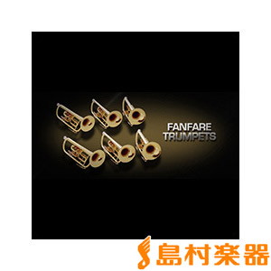 VIENNA FANFARE TRUMPETS/S ファンファーレトランペット 【ダウンロード版】 【ビエナ VISI36S】【国内正規品】