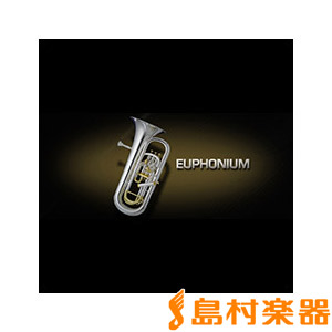 VIENNA EUPHONIUM/S ユーフォニアム 【ダウンロード版】 【ビエナ VISI51S】【国内正規品】