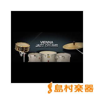 VIENNA JAZZ DRUMS/S ジャズドラム 【ダウンロード版】 【ビエナ VISI74S】【国内正規品】