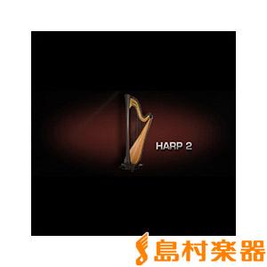 VIENNA HARP 2/S ハープ2 【ダウンロード版】 【ビエナ VISI76S】【国内正規品】