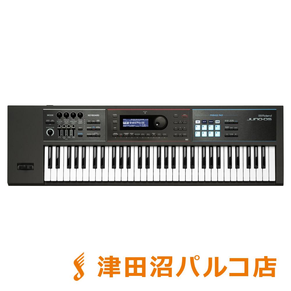 Roland JUNO-DS61 ブラック 61鍵盤 【ローランド JUNODS61】【津田沼パルコ店】