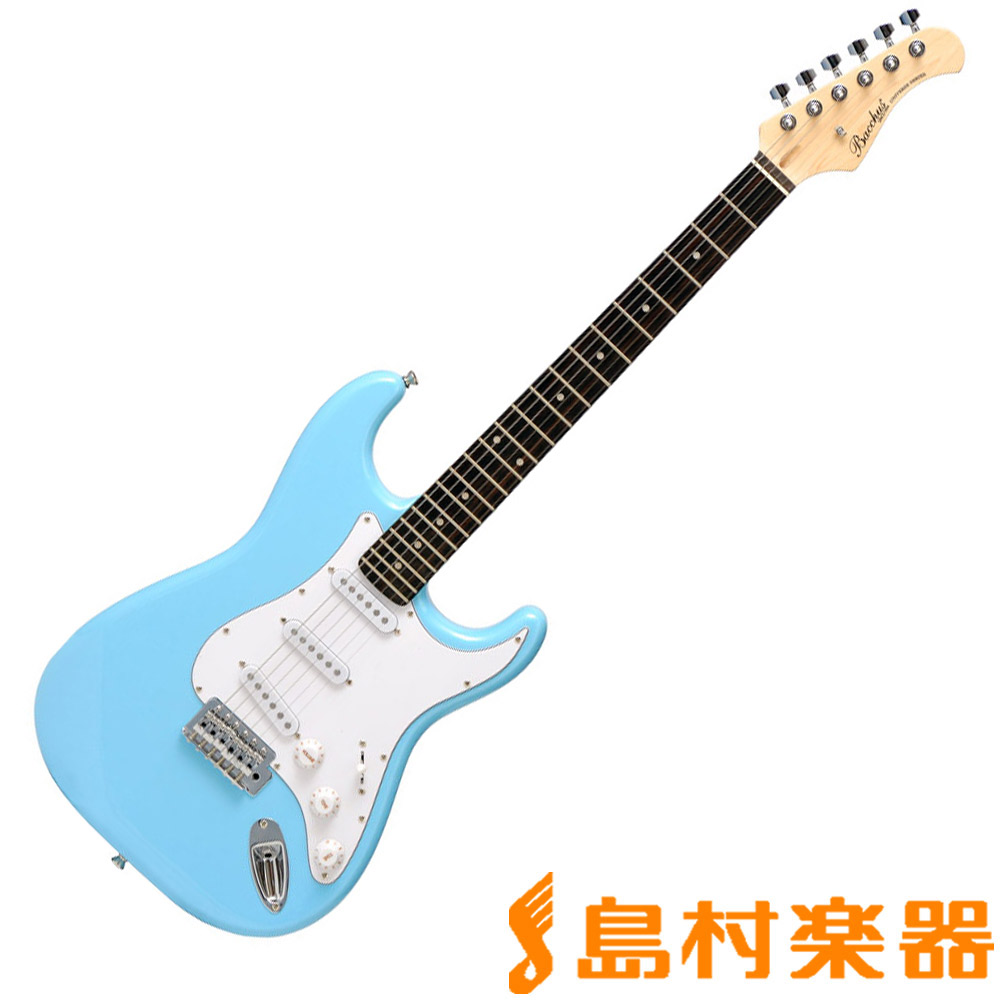 Bacchus BST-1R SOB ストラトキャスター エレキギター ユニバース シリーズ 【バッカス BST1R SOB】