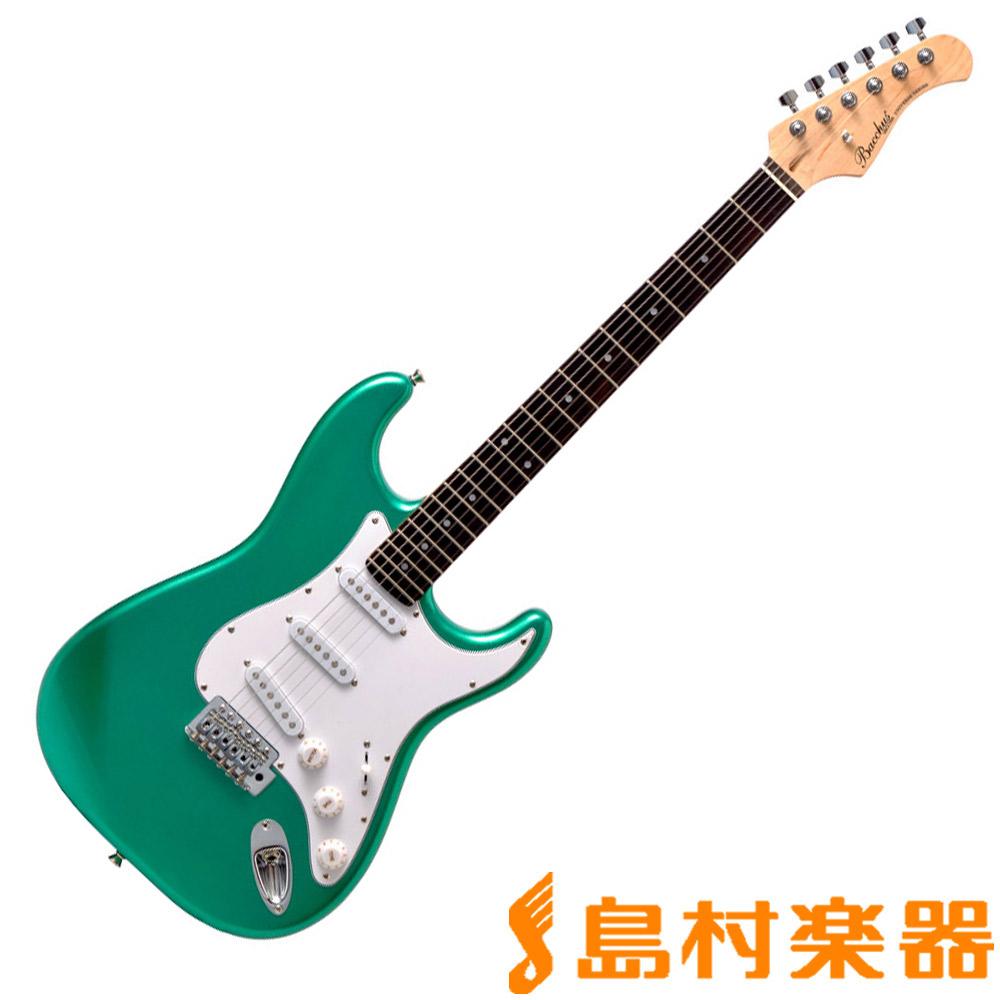 Bacchus BST-1R GRN エレキギター 【バッカス】