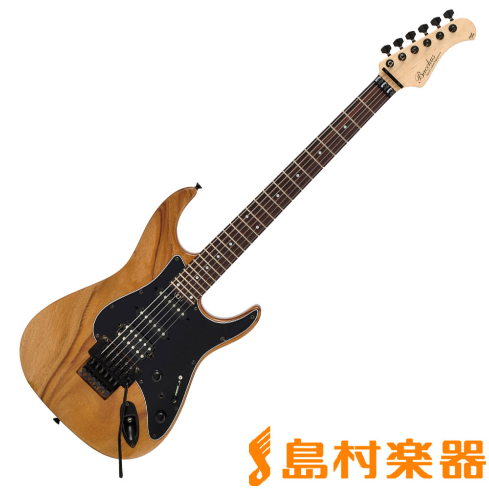 Bacchus IMPERIAL PRO/R NA エレキギター IMPERIAL-PRO 【バッカス】