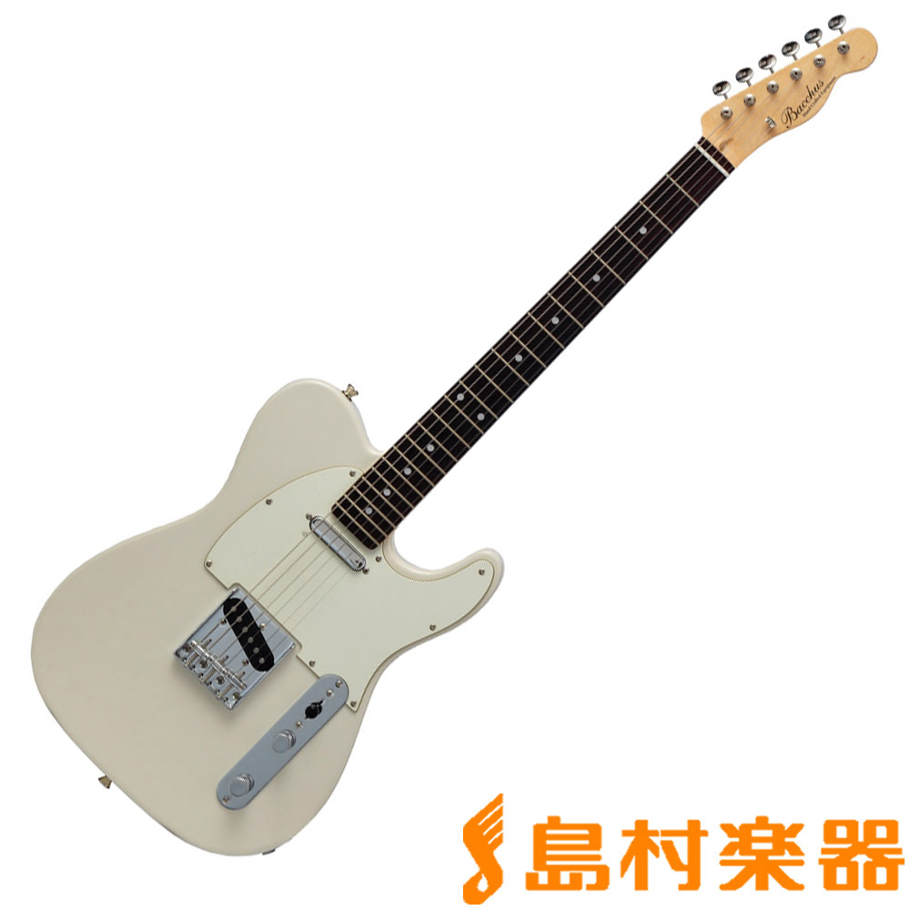 Bacchus BTL-650/R OWH エレキギター, 【バッカス】