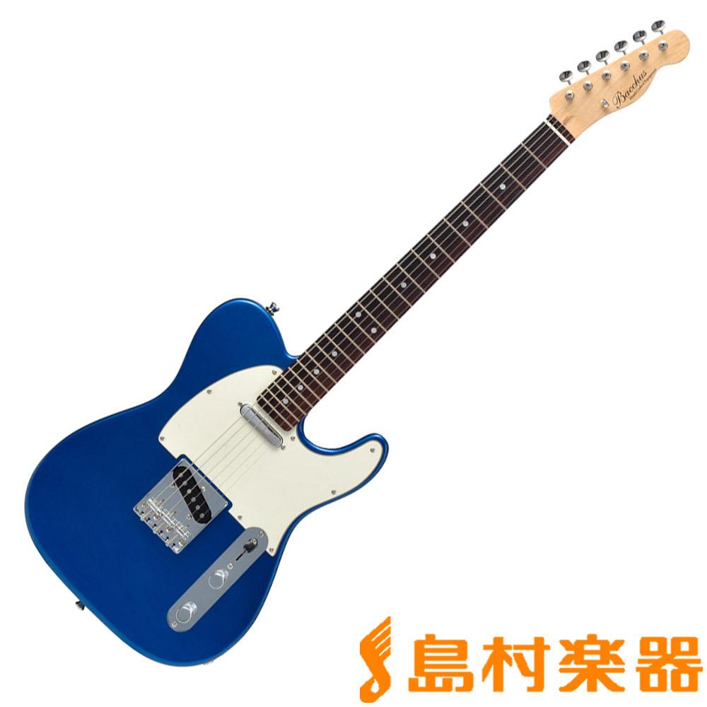 Bacchus BTL-650/R DLPB エレキギター, 【バッカス】