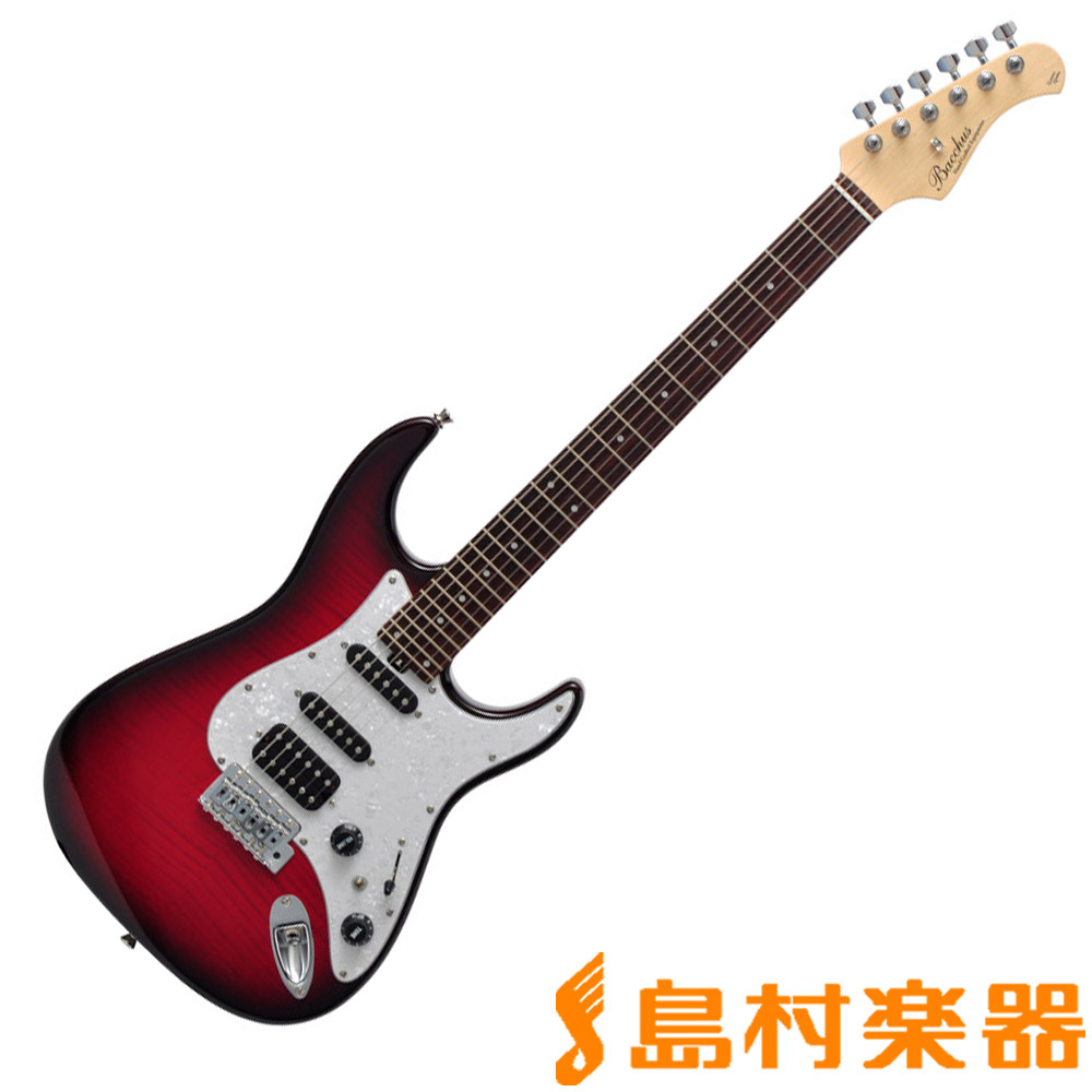 Bacchus IMPERIAL FM/R TRS エレキギター IMPERIAL FM 【バッカス】, ナダク:5f42931b --- i360.jp