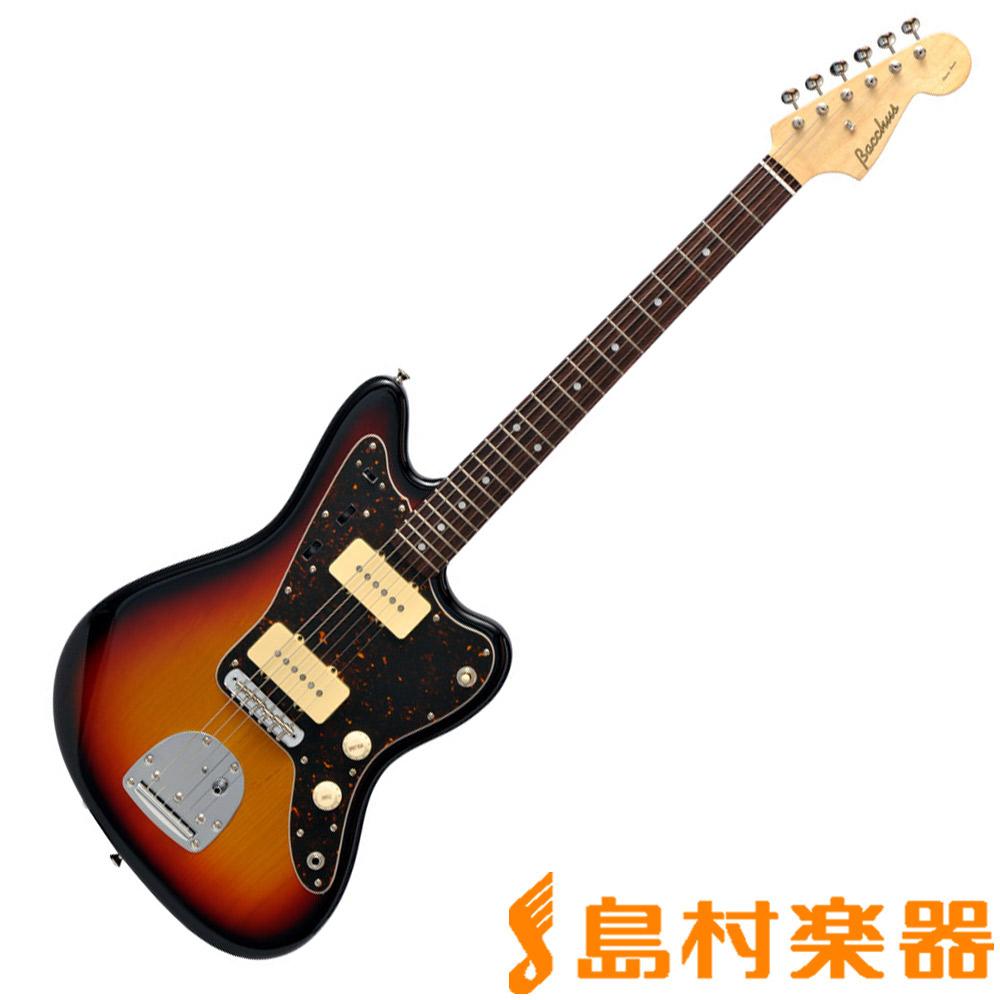 Bacchus BJM-60E ALD 3TS エレキギター CRAFT Series 【バッカス】