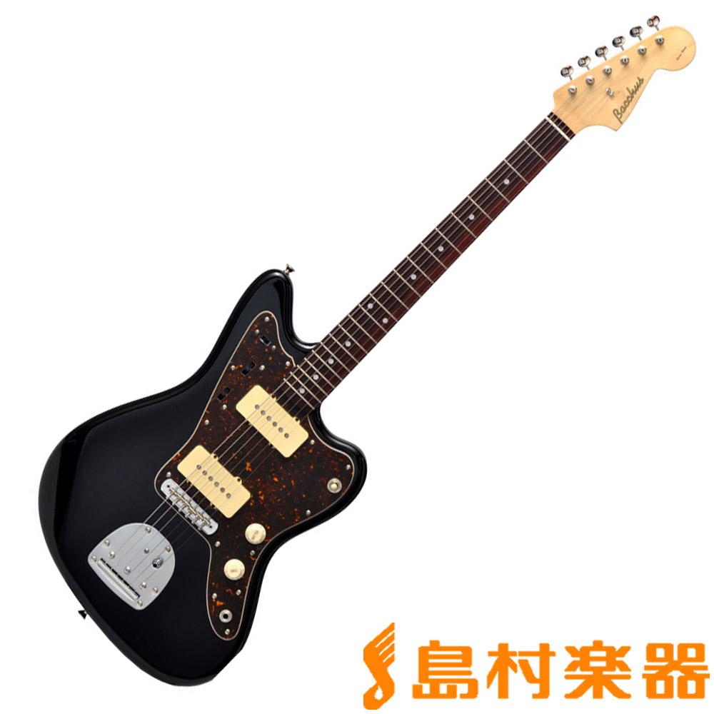 Bacchus BJM-60E ALD BLK エレキギター CRAFT Series 【バッカス】
