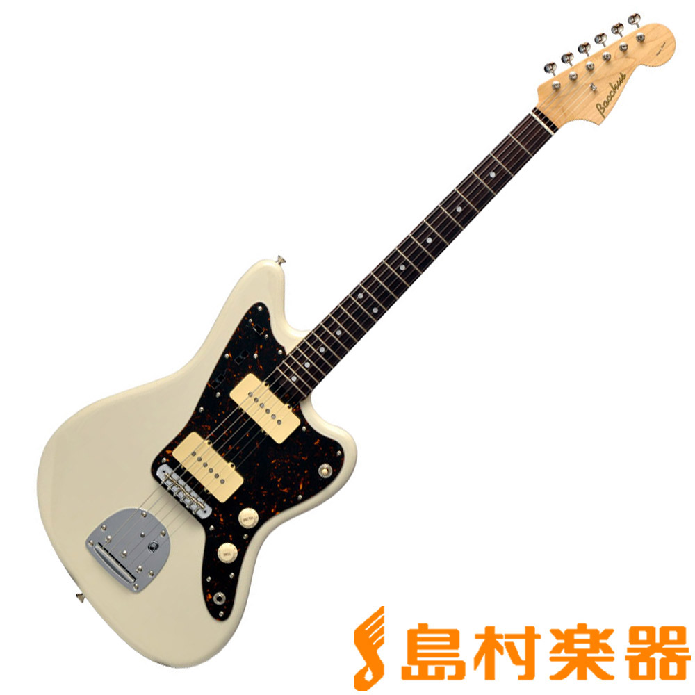 Bacchus BJM-60E ALD OWH エレキギター CRAFT Series 【バッカス】