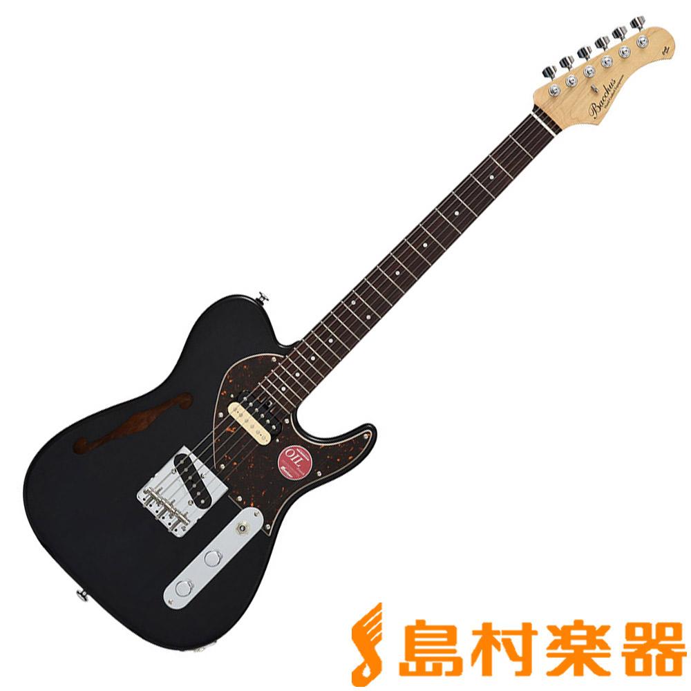 Bacchus TACTICS-HOLLOW/OIL BK エレキギター TACTICS-HOLLOW 【バッカス】