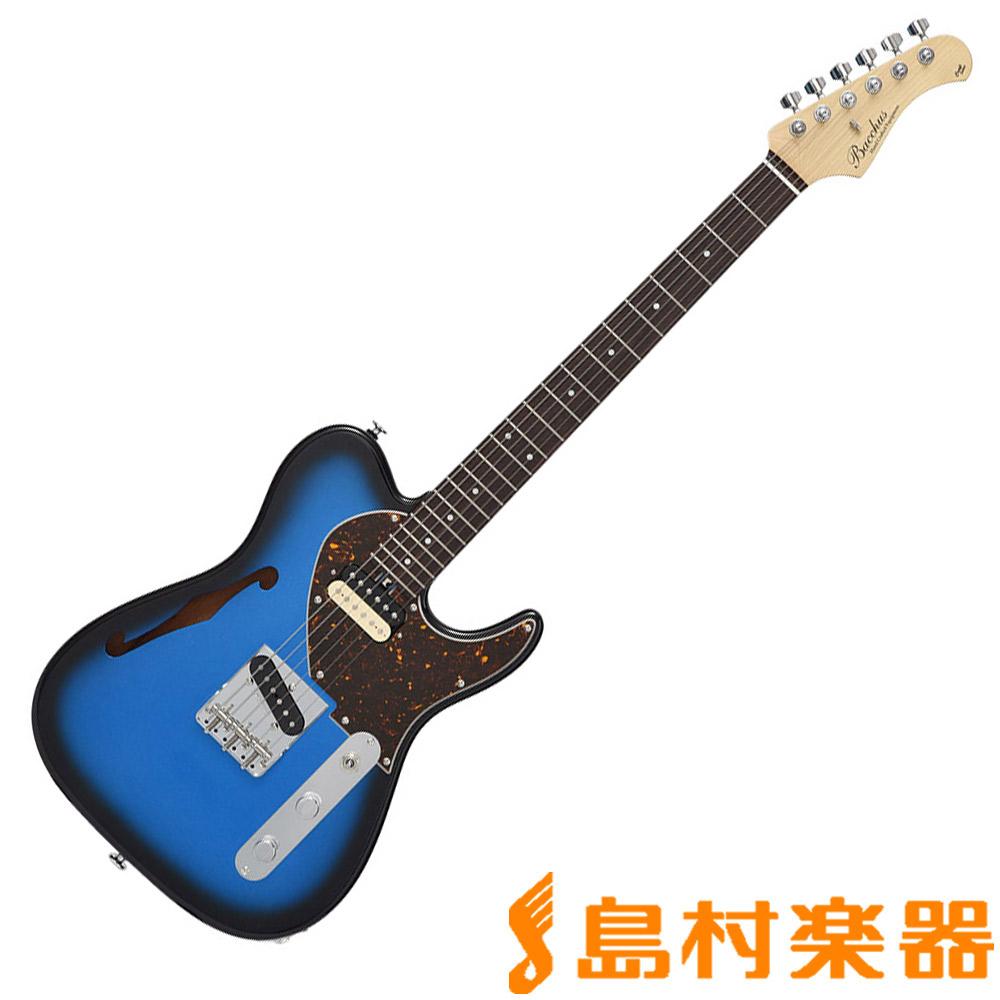 Bacchus TACTICS-HOLLOW MB B エレキギター 【バッカス】