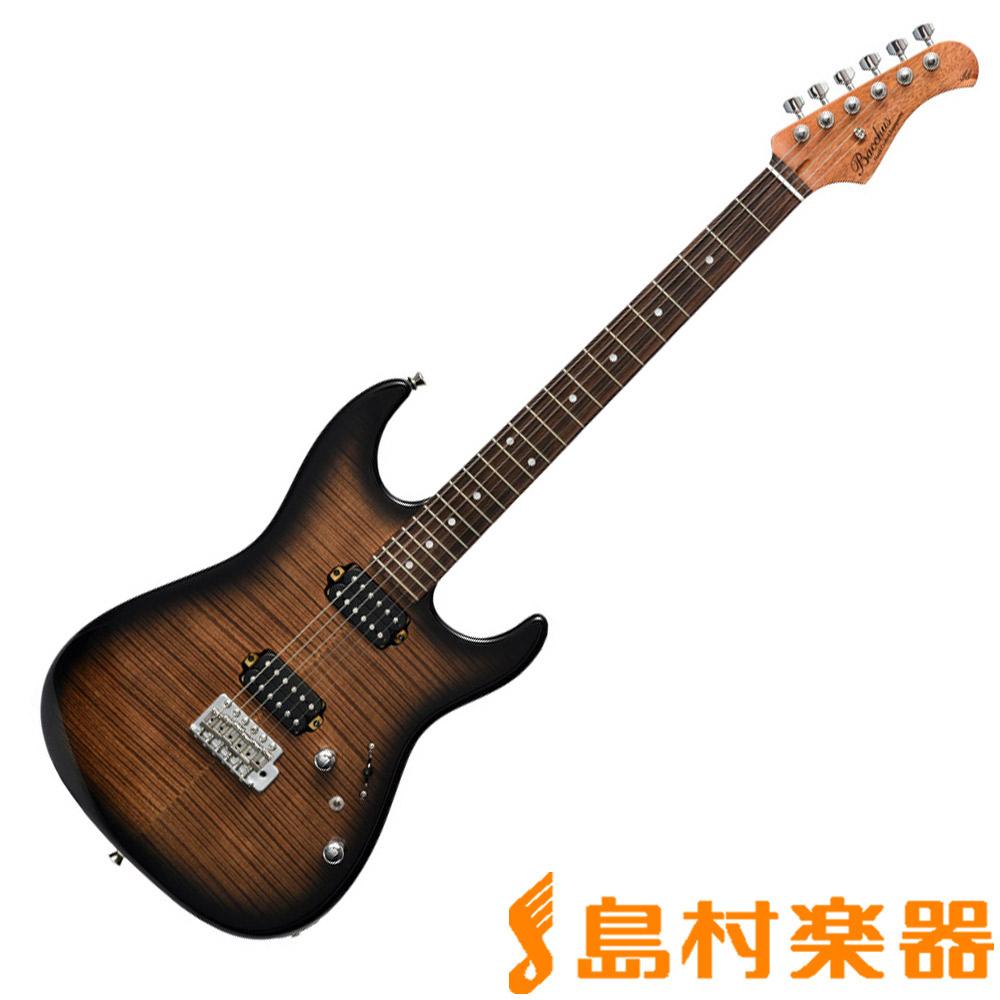 Bacchus G-STUDIO FM-HH/R LGRB エレキギター G-STUDIO FM-HH LGR-B 【バッカス】
