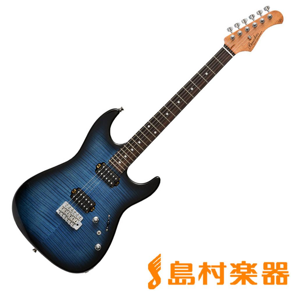 Bacchus G-STUDIO FM-HH/R LBLUB エレキギター G-STUDIO FM-HH LBLU-B 【バッカス】