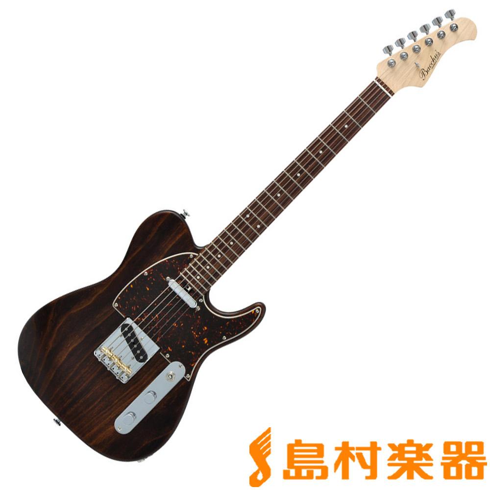 Bacchus T-STANDARD BRO エレキギター Handmade Series ASH BR OIL 【バッカス】