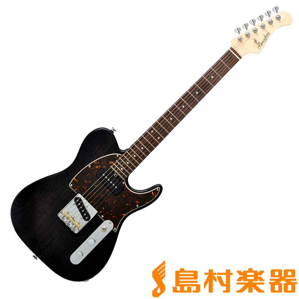 Bacchus T-MASTER ASH BLKO エレキギター Handmade Series ASH BLK OIL 【バッカス】