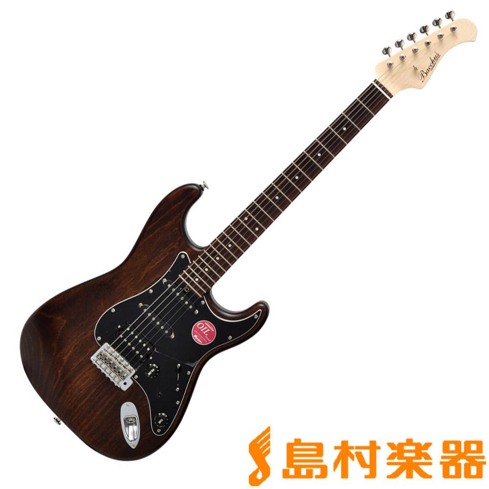 Bacchus G-STUDIO ASH FS BRO エレキギター Handmade Series BR OIL 【バッカス】