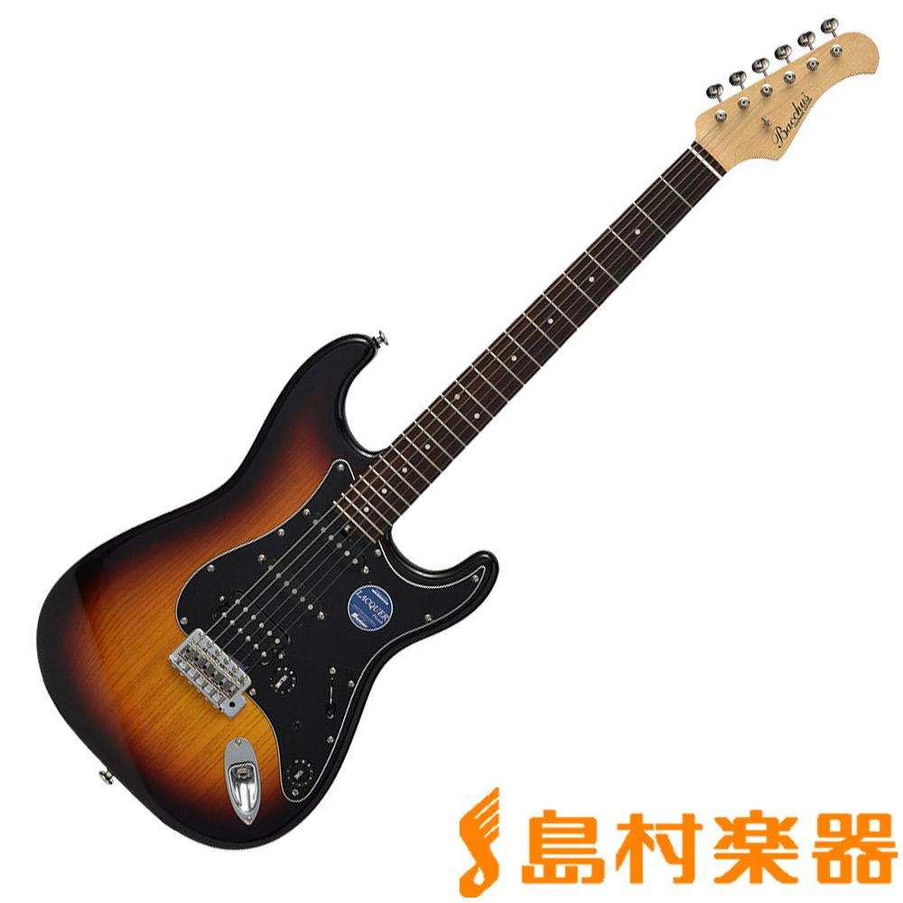 Bacchus G-STUDIO ASH FS 3TS エレキギター Handmade Series 【バッカス】