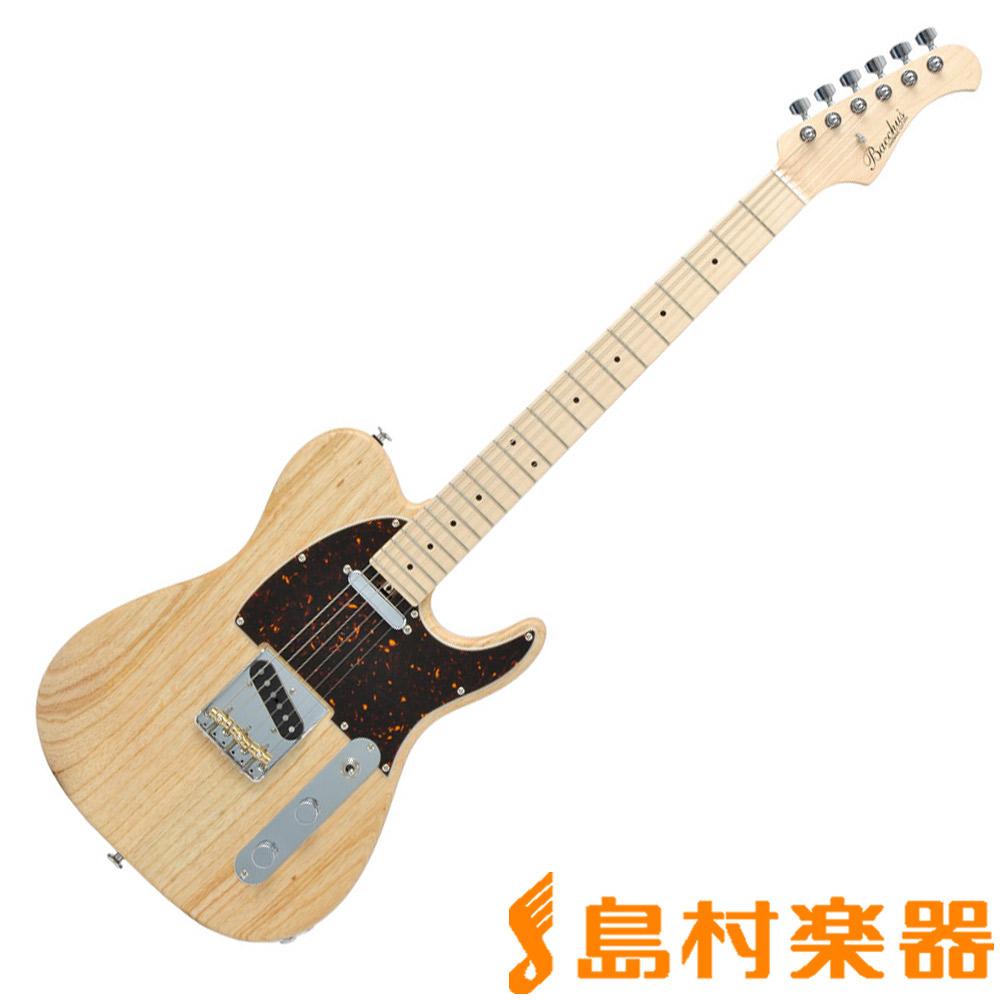Bacchus T-STANDARD ASH /M NAO エレキギター Handmade Series 【バッカス】