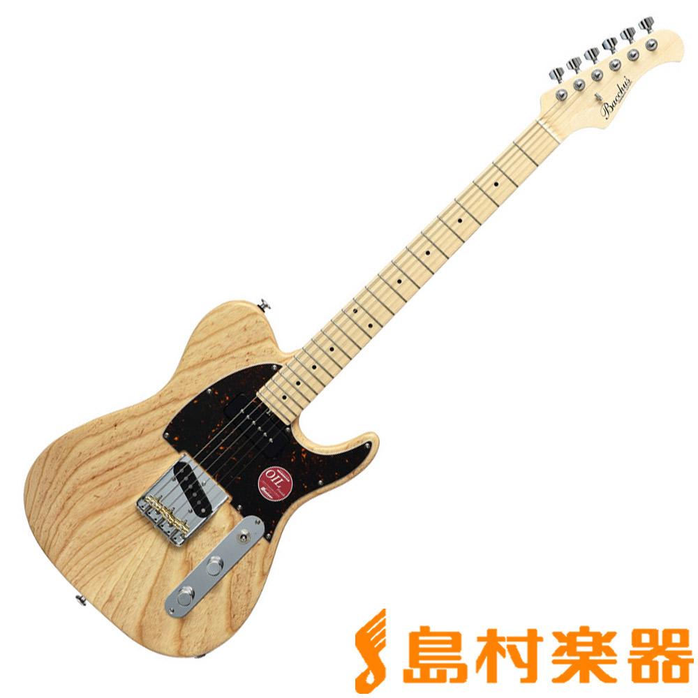 Bacchus T-MASTER ASH/M NA/M/OI エレキギター Handmade Bacchus Series Handmade【バッカス】, ミハラチョウ:6f12306d --- aigen.ai