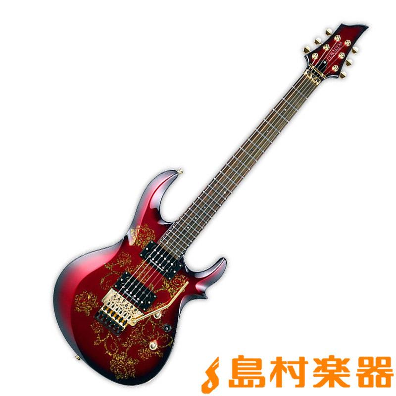 EDWARDS E-Maiden ROSE エレキギター HIZAKIモデル 【エドワーズ】