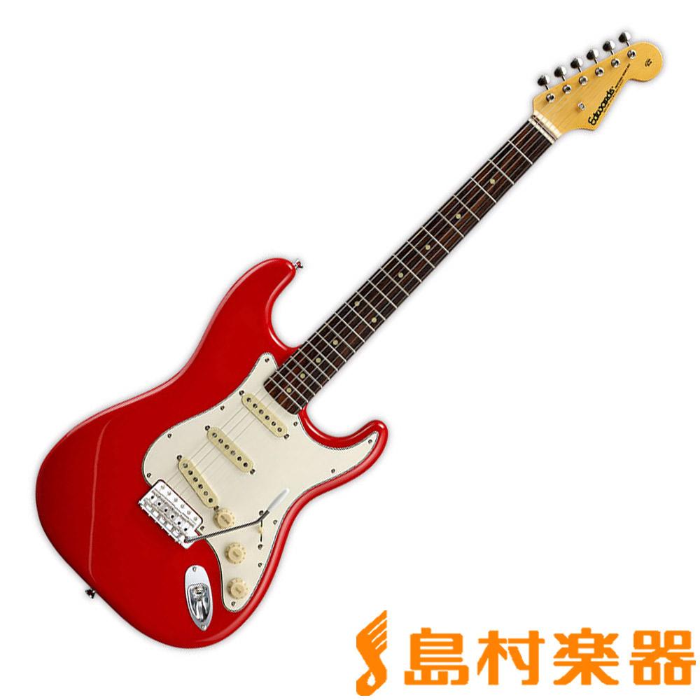 EDWARDS E-ST-125ALR TR エレキギター 【エドワーズ】