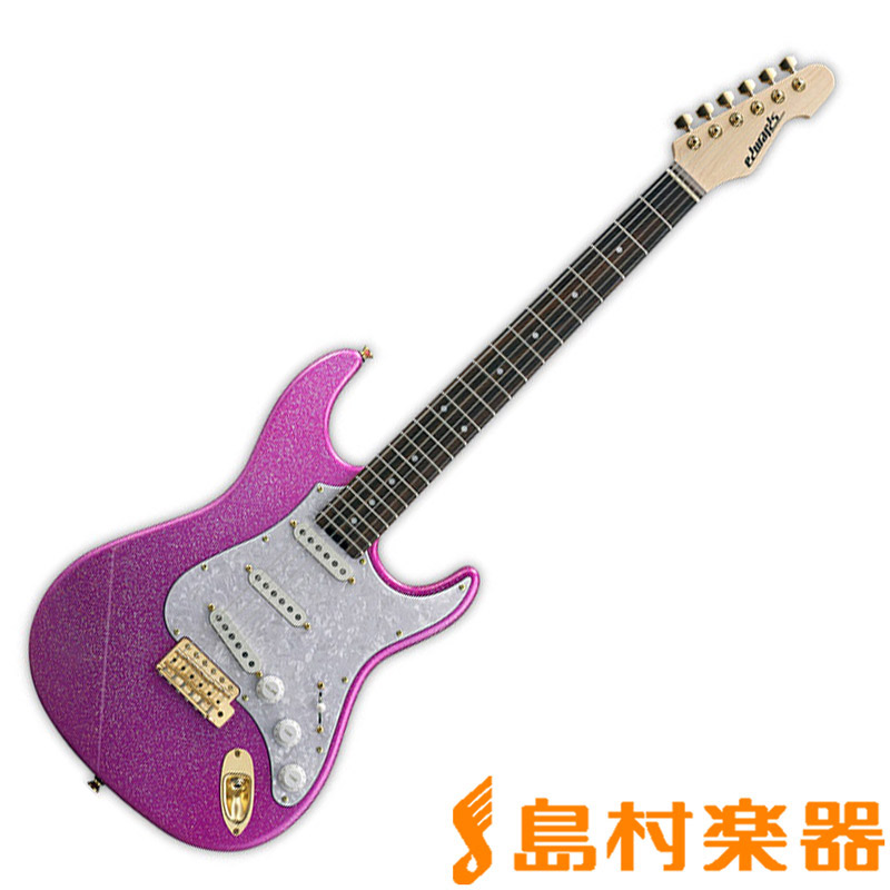 EDWARDS E-SN-185TO TWIPK エレキギター 大村孝佳モデル 【エドワーズ】