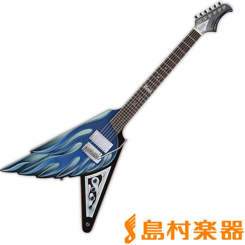 EDWARDS FLYING NIGHTHAWK LF エレキギター VANISHING STARLIGHT No?l Model Produced by Sound Horizon Revo 【エドワーズ】