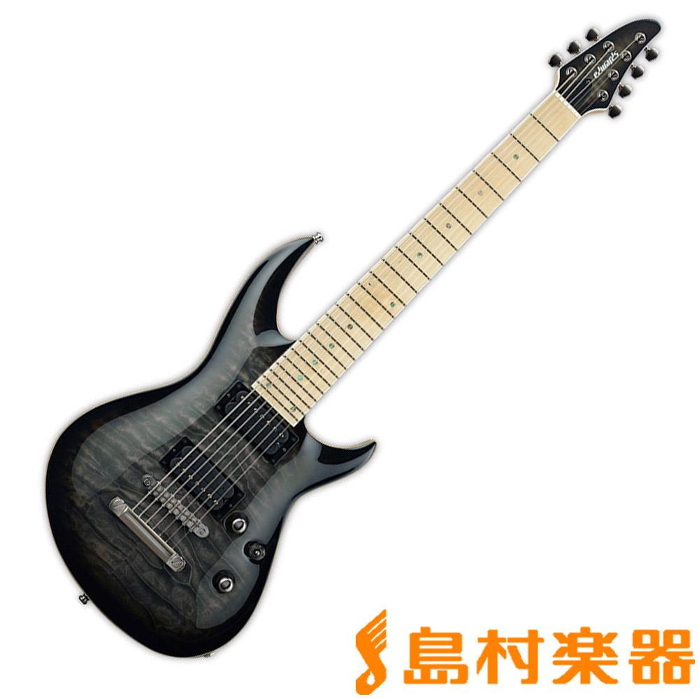 EDWARDS E-HR-III NT7 QM/M STBKS エレキギター E-HR-III NT7 QM M 【エドワーズ】