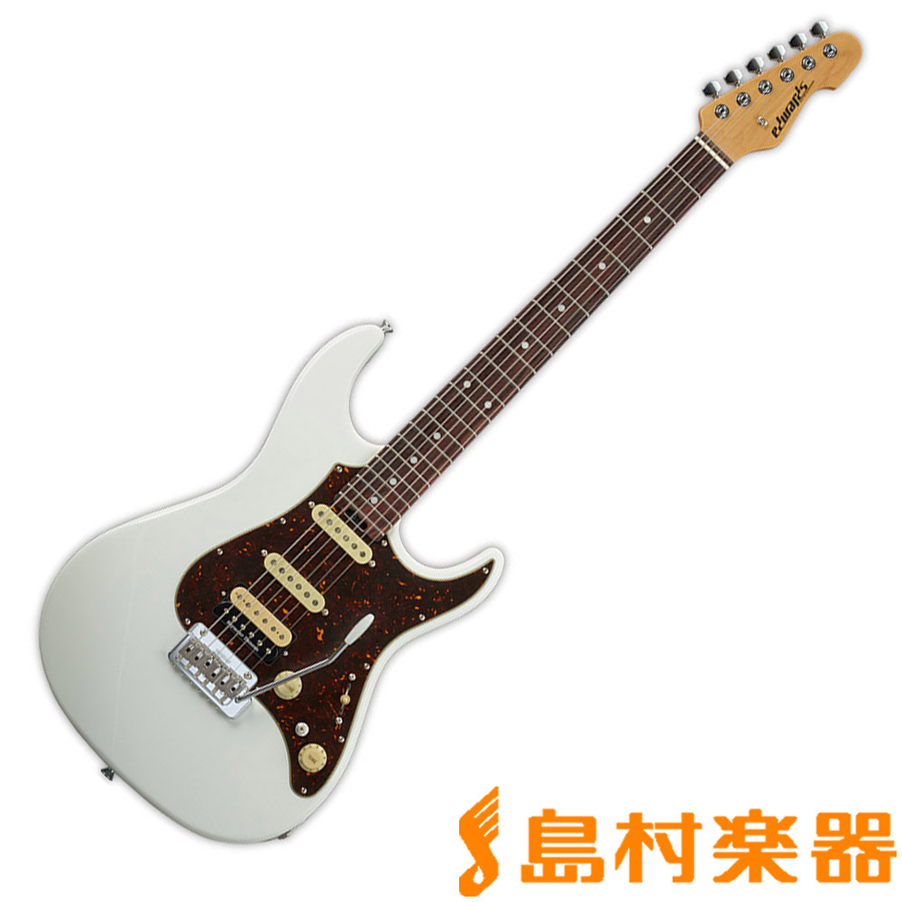 EDWARDS E-SN-ALR 22/SSH/R WH エレキギター E-SN-ALR 22 SSH R 【エドワーズ】