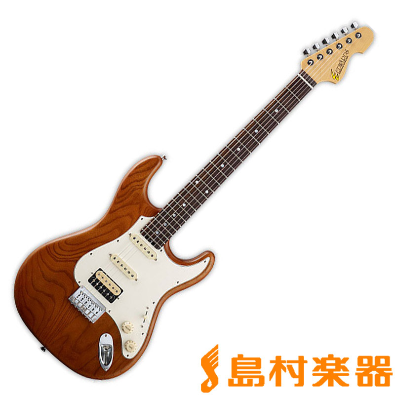 EDWARDS E-SUFFER/R カグNT エレキギター 9mm Parabellum Bullet 滝善充モデル E-SUFFER Rosewood 【エドワーズ】
