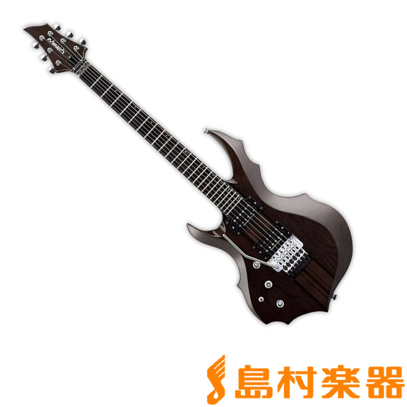 EDWARDS E-FR-145GT/LH STBK エレキギター 左利き レフトハンド 【エドワーズ】