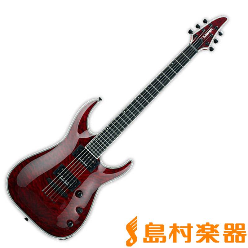 EDWARDS E-HR-145NT/QM BKCH エレキギター 【エドワーズ】