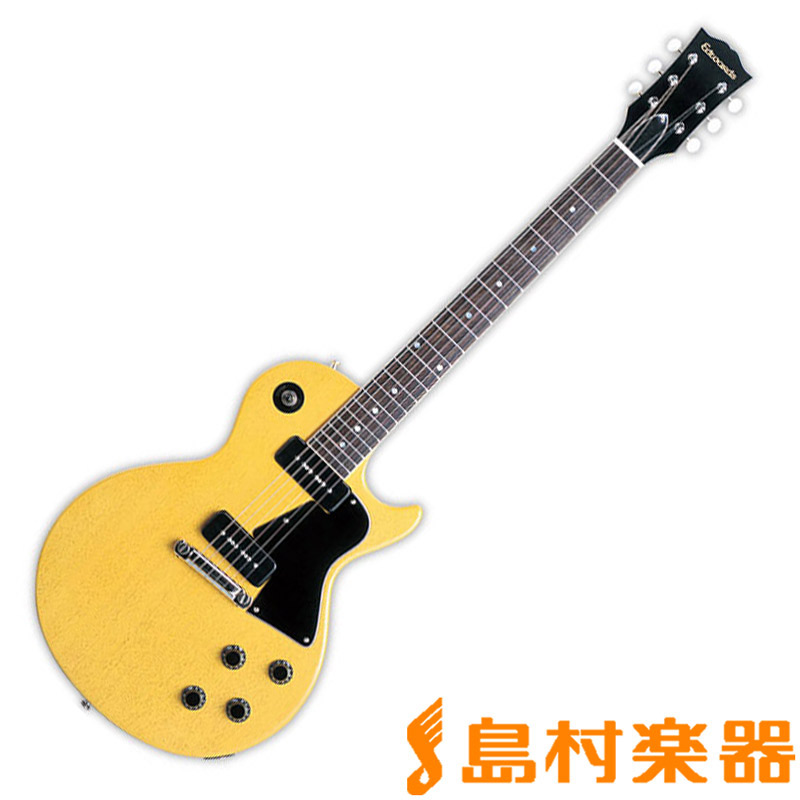 EDWARDS E-LS-115LT TVY エレキギター Lacquer Taste 【エドワーズ】