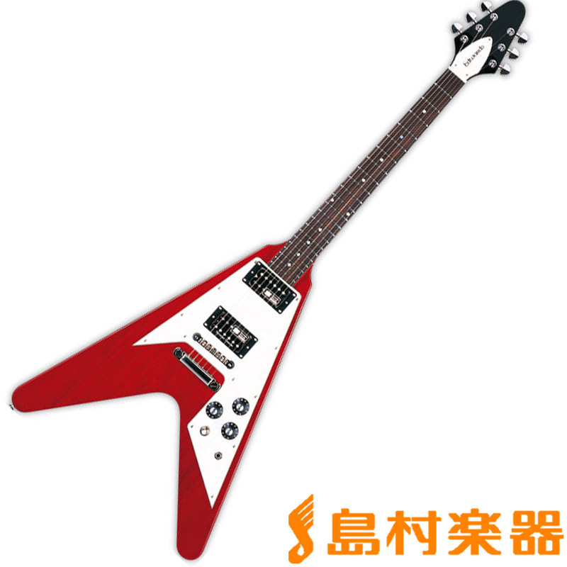 EDWARDS E-FV-120D CH エレキギター Traditional 【エドワーズ】