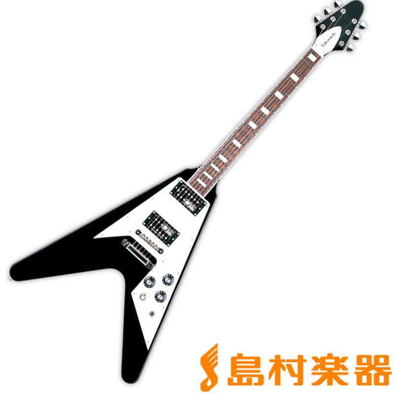 EDWARDS E-FV-120D BK エレキギター Traditional 【エドワーズ】