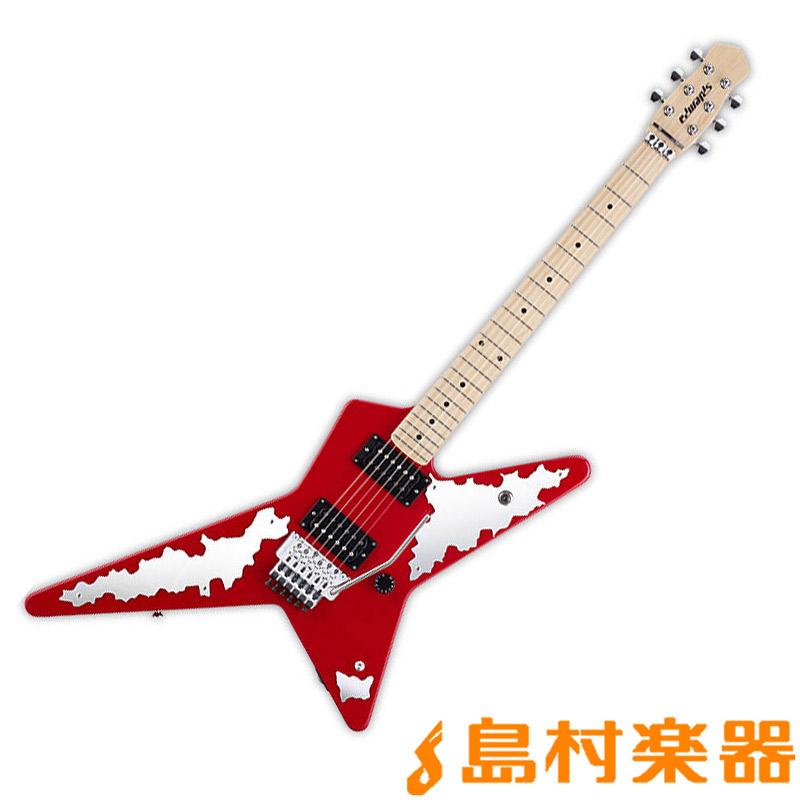 EDWARDS E-RS-145/M R エレキギター ランダムスター LOUDNESS E-RS-145G M 【エドワーズ】