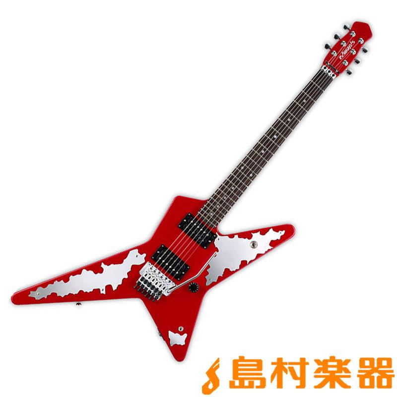 EDWARDS E-RS-145/R R エレキギター ランダムスター LOUDNESS E-RS-145G R 【エドワーズ】