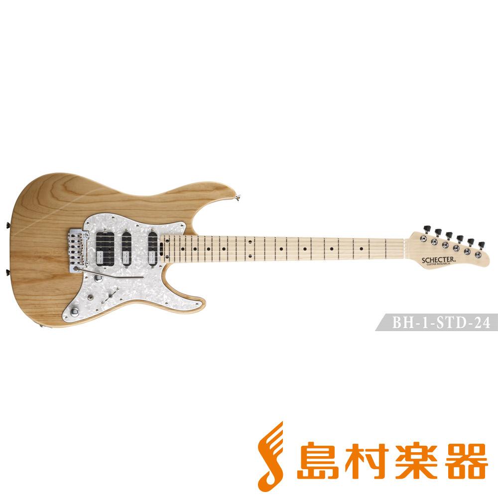SCHECTER BH-1STD24F/M NTL エレキギター 【シェクター】