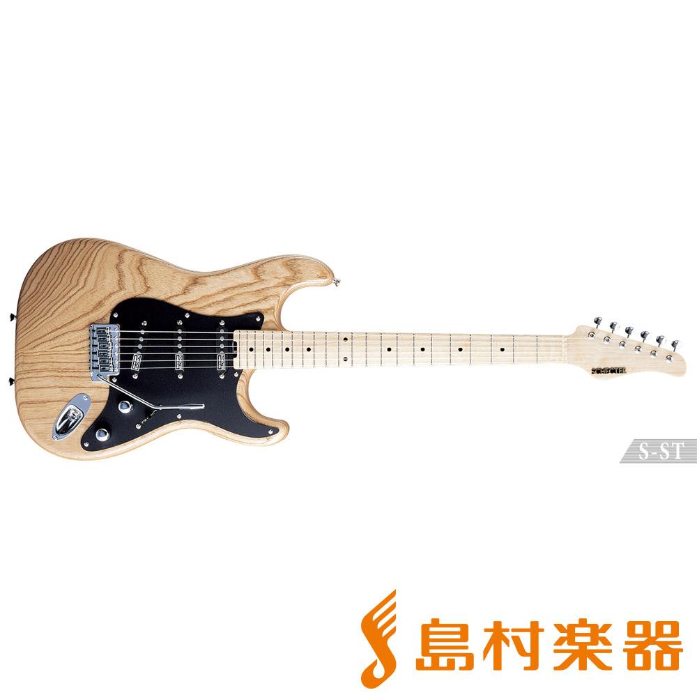 SCHECTER S-ST-4/M VT エレキギター S SERIES 【シェクター】【受注生産 納期約7~8ヶ月 ※注文後のキャンセル不可】