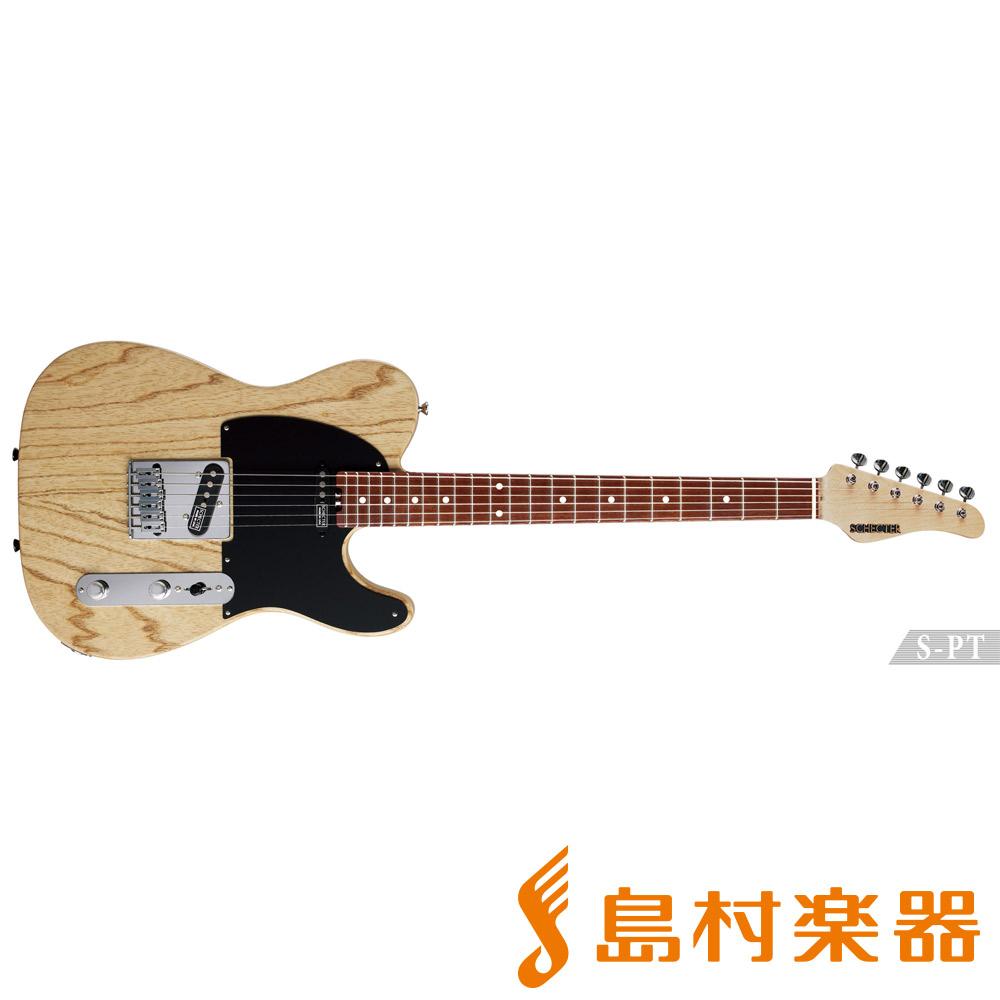 SCHECTER S-PT/HR VT エレキギター S SERIES 【シェクター】【受注生産 納期約7~8ヶ月 ※注文後のキャンセル不可】