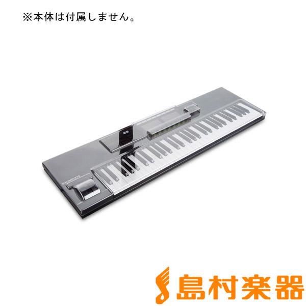 DECKSAVER DS-PC-KONTROLS49MK2 【 Native Instruments Kontrol S49 MK2】 機材保護カバー ダストカバー 【デッキセーバー】