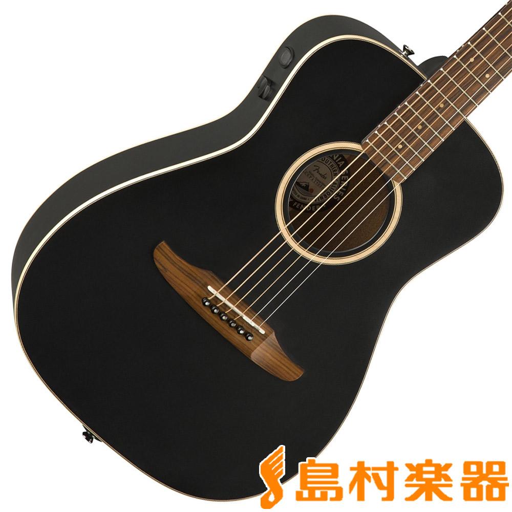 Fender Malibu Special Matt Black アコースティックギター エレアコ 【フェンダー】
