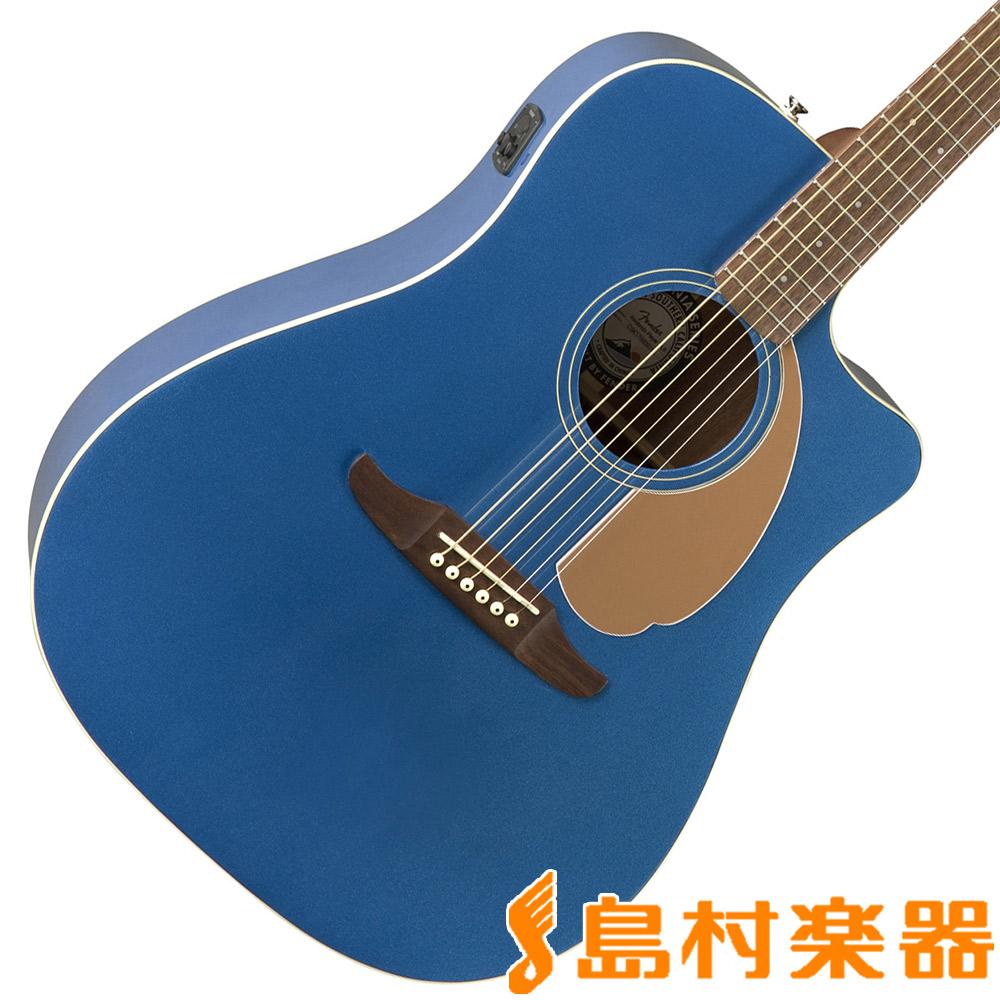 Fender Redondo Player Belmont Blue アコースティックギター エレアコ 【フェンダー】