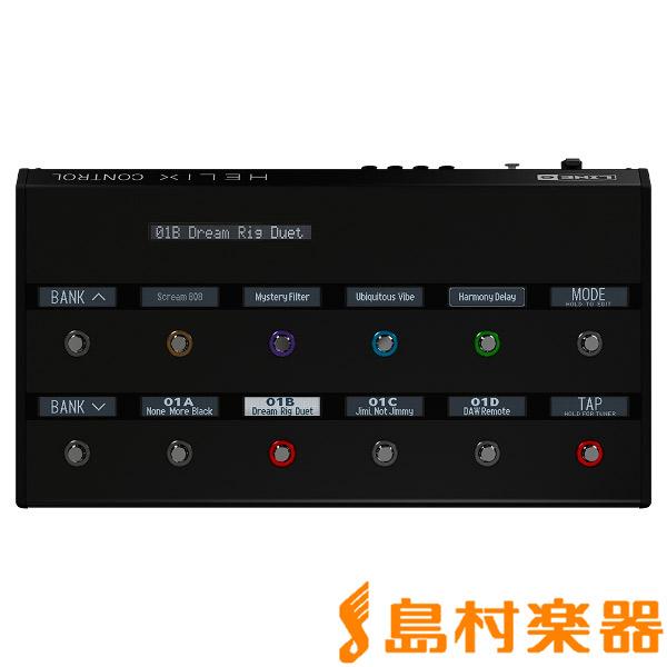LINE6 Helix Control アンプシミュレーター