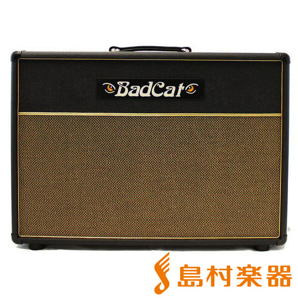 BadCat 2x12 Ext Cabinet 12インチ×2基 【バッドキャット スピーカーキャビネット】